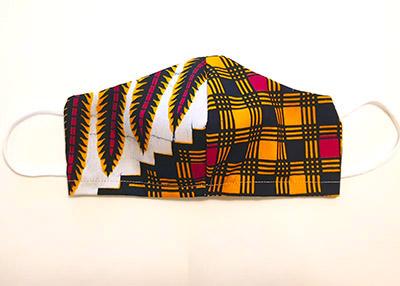 Mondkapje Maasai